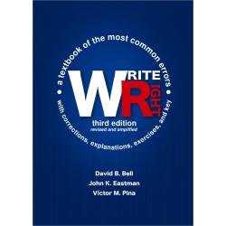 Write right. 3.ª edición. Próximamente.