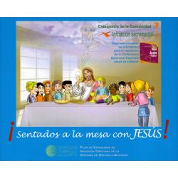¡Sentados a la mesa con Jesús!